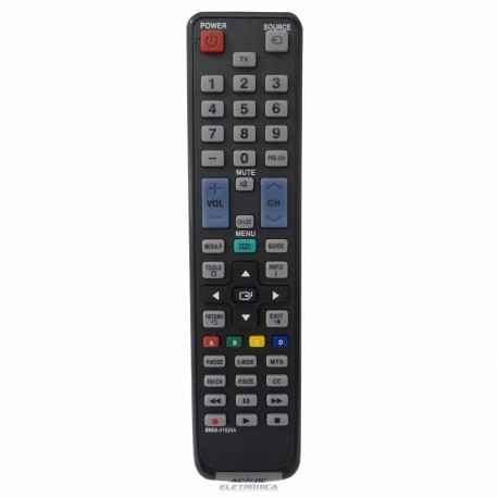 Controle TV LCD Samsung BN59-0120A - C01114
