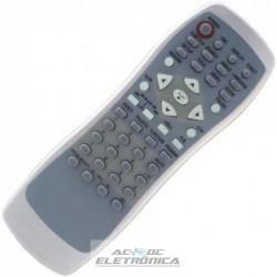 Controle DVD Gradiente D-201 - C01029
