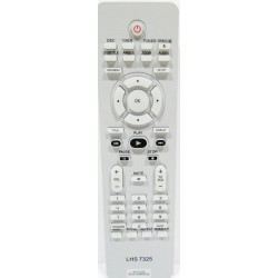 Controle DVD/HOME Philips - LHS7325