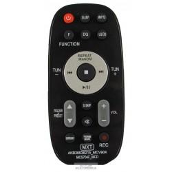Controle Áudio LG AKB36638215 - C01208