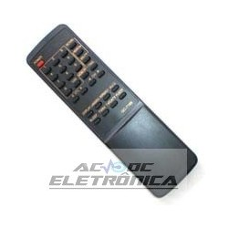 Controle TV Aiko/Kirey - GC7166