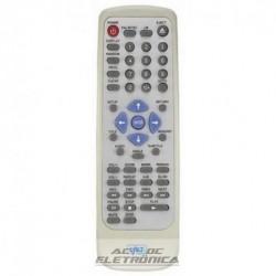 Controle DVD Gradiente D202 -C01033