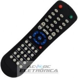 Controle DVD/HOME Lenox RC204 - SKY7618