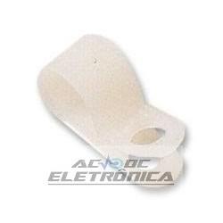 Abraçadeira P3 branco P-clip