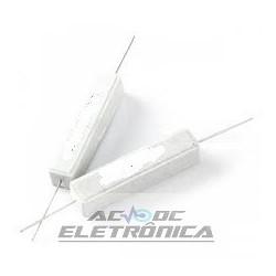 Resistor 10R 10W - cerâmico