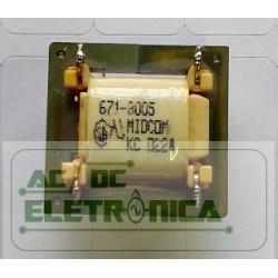 Transformador de modem 671-8005 Midcom