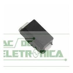 Diodo P6SMB30CA-Q 30V 600w supressor bidirecional