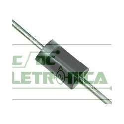 Diodo P6KE30A - 30v 5w supressor unidirecional