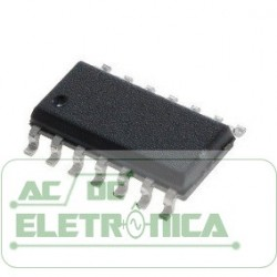 Circuito integrado CD4001 SMD