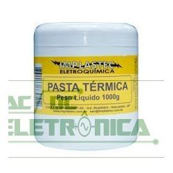 Pasta térmica 1Kg (1000g) Implastec
