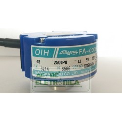 Encoder incremental OIH48-2500P8-L6-5V Tamagawa