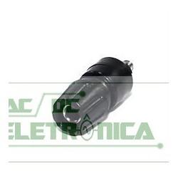 Borne 4mm 25Amp preto B160
