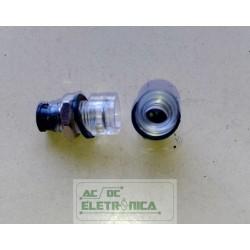 Suporte p/led 5mm cristal 6252 joto