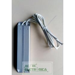 Resistor aluminio 40R J 120W RX18 wirewound