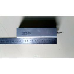 Resistor aluminio 0.5R J 200W RX18 wirewound(Frenagem)