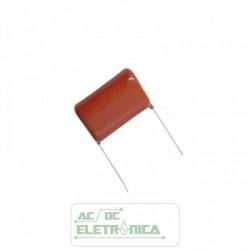 Capacitor poliester 1,5uF x 250v - 155 x 250v