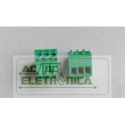 Conector 03 vias 3.50mm borne - GSP002-3.50-03p