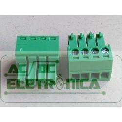 Conector 04 vias 3.50mm borne - GSP002-3.50-04p