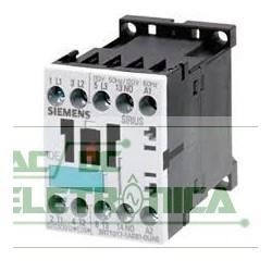 Contator auxiliar 6A 24vac 3NA + 1NF - 3RH1131-1AB00