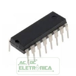 Circuito integrado  AD7533JN