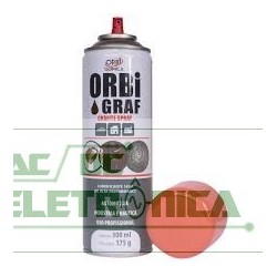 Grafite spray 300ml Orbigraf