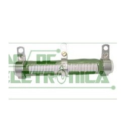 Resistor 25R 100W ajustavel tubular
