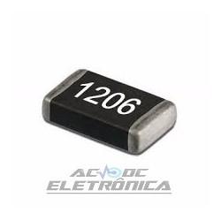 Resistor 10R5 1/8w 1% smd 1206