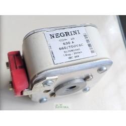 Fusivel ceramico 630A 660/700VAC 200kA aR NH N170M6460
