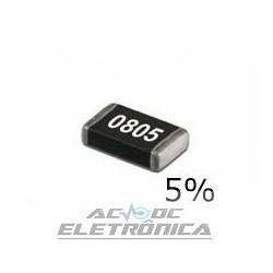 Resistor 10R 1/4w 5% smd 0603