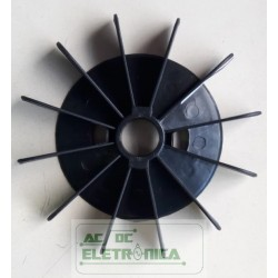 Ventoinha Eberle 90 furo 25mm hélice 150mm
