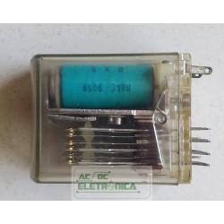 Relé 24Vcc 9059 4 contatos 14 pinos C.zettler
