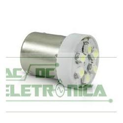 Lâmpada LED branca 24v lamp BA15S (67)