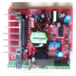 Central de comando placa X2 433mHz inversora de frequência V2.2-12