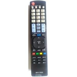 Controle TV LCD LG AKB73275616 - C01169