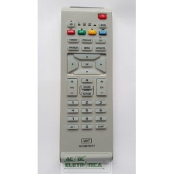 Controle TV LCD Philips Flat RC1683702/01 - C0769