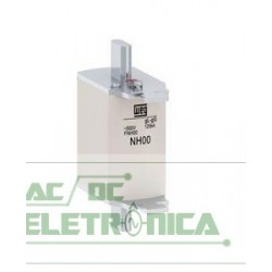 Fusivel ceramico 200A 660/700v aR NH 000 ultra rapido