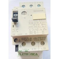 Disjuntor termomagnético motor 0.6 A 1A 3VU1300-1MF00 Siemens