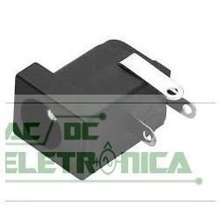 Jack J4 DC 2,1mm DC pci solda fio
