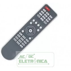 Controle TV LCD Proview - C01091