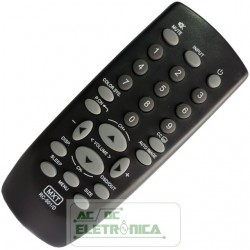 Controle TV LCD CCE RC-501 - C01225