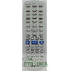 Controle DVD Gradiente - LHS974