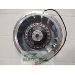 Ventilador centrífugo 175mm 230vac - R2E175-AC77-15 - ebmpapst