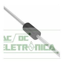Diodo 1,5KE 6.8CA - 6,8v 5,5Amp 1500w Bidirecional