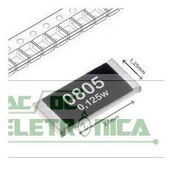Resistor 10K 1/10w 5%  SMD 0805