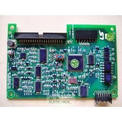 Placa de controle sinus M0017 2T/4T
