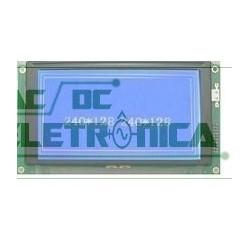 Display LCD AGM-240128A-808