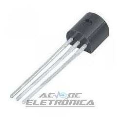 Transistor BC107B plastico