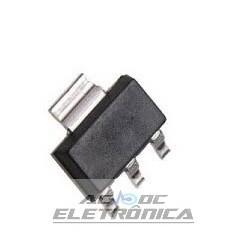Transistor BTS4142N - CI de chave de força.
