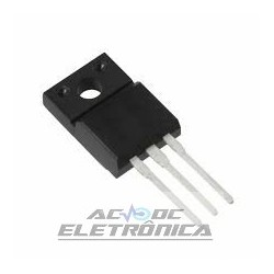 Transistor P4NK60ZFP